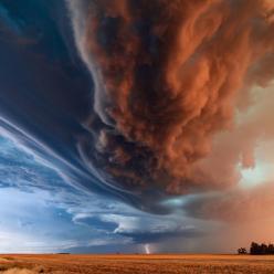 Qual a diferença entre tornado, downburst e microburst?