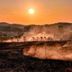 Brasil passa da marca dos 130mil focos de queimadas