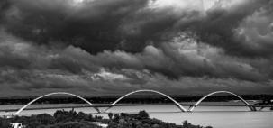 Chove nesta semana em Goiás, Distrito Federal e Tocantins