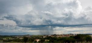 Alerta para temporais em Minas Gerais