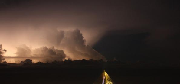 Agosto termina com chuva histórica em Belém e Manaus
