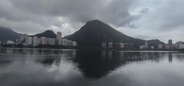 Muda o tempo no Rio de Janeiro
