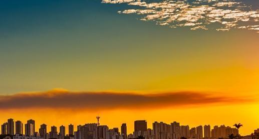São Paulo esquenta e calor bate recorde nesta segunda-feira