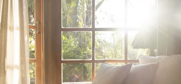 Luz natural é jeitinho para economizar energia durante crise
