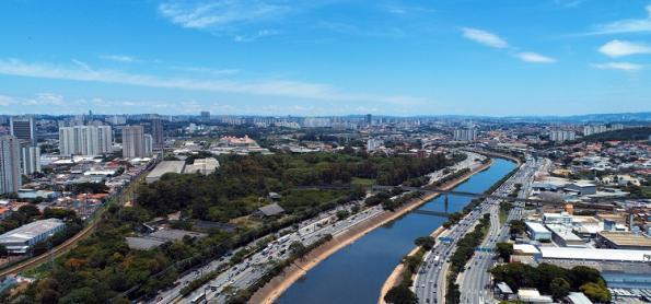 Rio Tietê apresenta melhora na qualidade da água