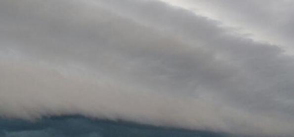 Alerta para temporais no Rio Grande do Sul