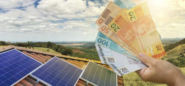 A energia solar pode caber no seu bolso