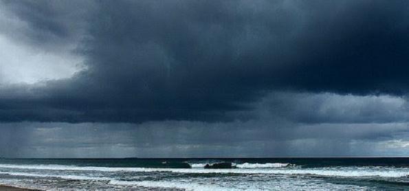 Sul da Bahia e Espírito Santo em alerta para muita chuva
