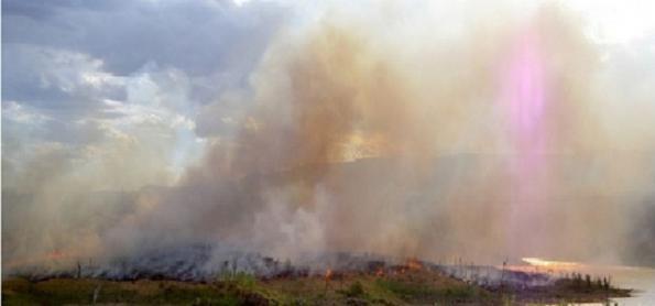 Chuva recente reduziu queimadas no SE e no CO
