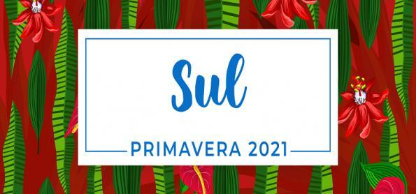 Primavera 2021: previsão para a Região Sul