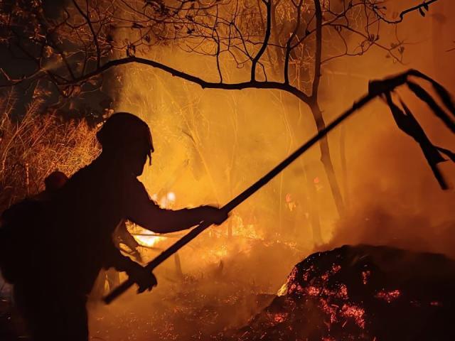 Combate às queimadas