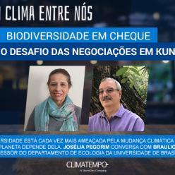 Biodiversidade em cheque