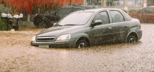 Semana de alerta para muita chuva no Sudeste
