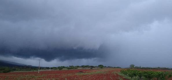 Bahia, Tocantins e Distrito Federal podem ter chuva forte hoje