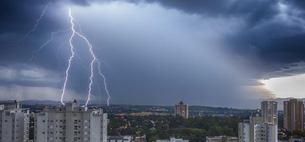 Grande parte do Brasil vai receber chuva ao longo da semana