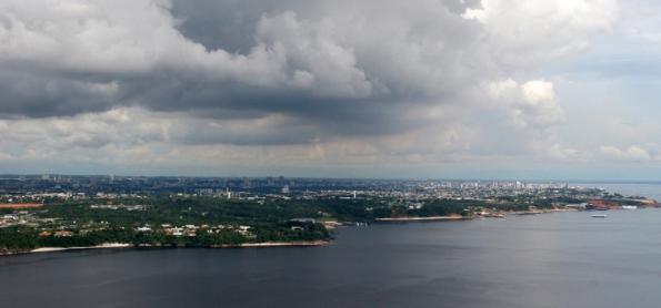 Semana com muita chuva no Amazonas e Roraima