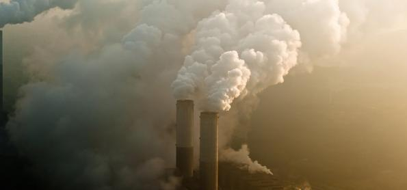 Concentração de gases de efeito estufa atingiu recordeem 2020