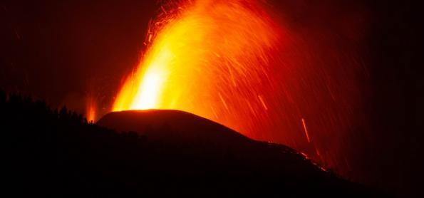 Medo de gases tóxicos do vulcão em La Palma é justificado