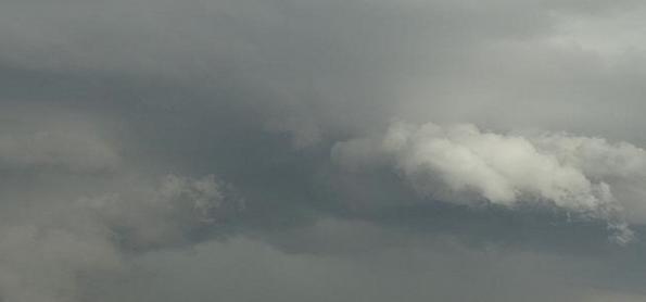 Alerta para muita chuva na Bahia até o fim da semana