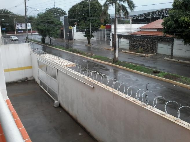 Manhã chuvosa em Janauba/MG
