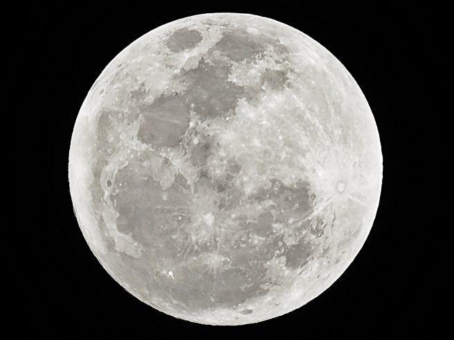 Super Lua Cheia de Outubro