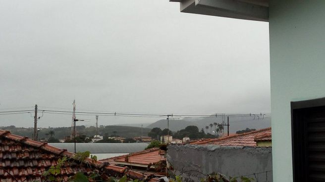 Muita Chuva em São Pedro-SP