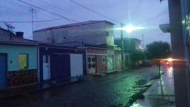 Chuva em Xique-Xique