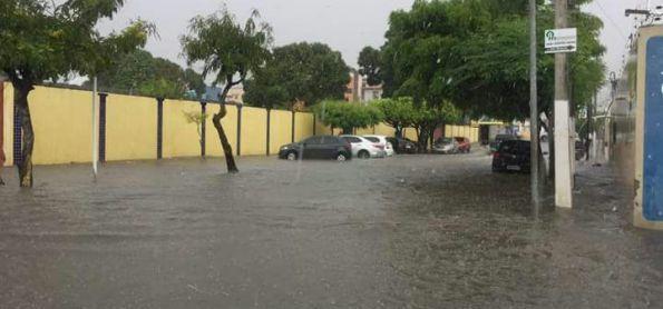 muita chuva em itapipoca ceará em pleno dezembro 93 mm