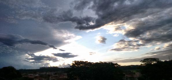 Pôr do Sol em Ribeirão Preto (SP)