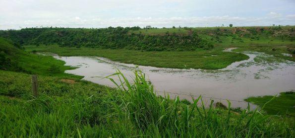 Bacia do Rio Itaunas Cheia!