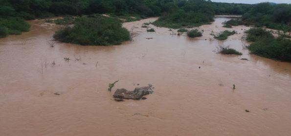 Ponte Rio das Contas em Sussuarana em Tanhacu