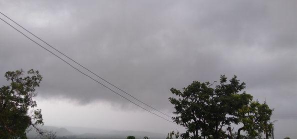 Muita chuva em Gama