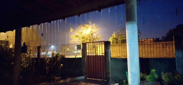 Chove Forte Extremo Norte do Espirito Santo!
