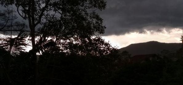 Chuvas em Teresópolis