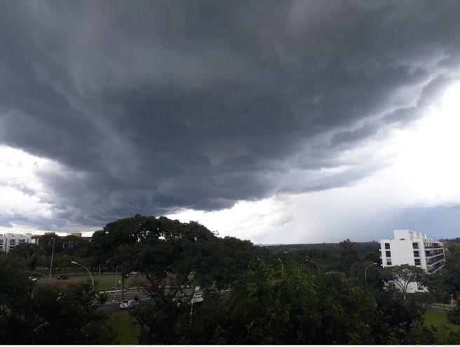 Temporal em Brasília