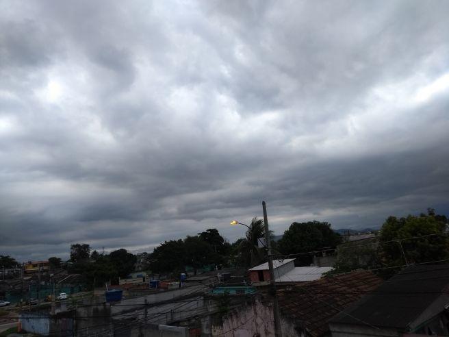 Nuvens carregadas em Belford Roxo RJ - Categoria - Notícias Climatempo 4ab7191b7f211