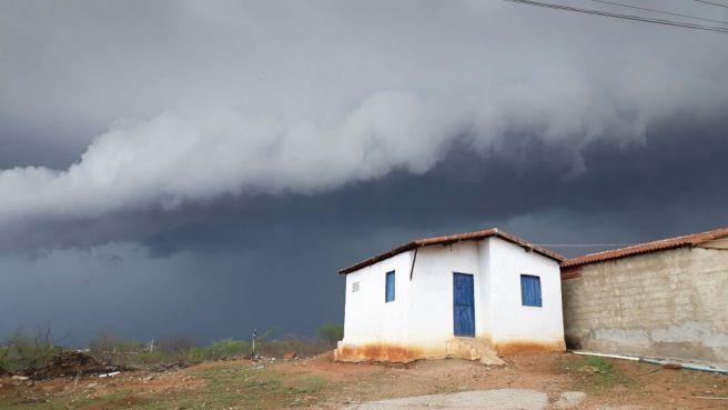 Chuva no Sertão Nordestino