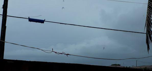 Tarde de muita Chuva Em Natal/RN