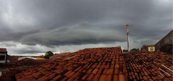 Sábado de muita chuva em São Luís
