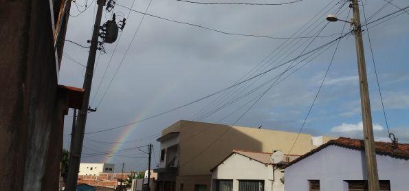 Arco-íris em Barra da Estiva  - BA
