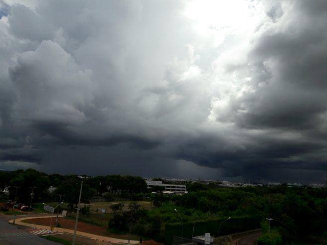 Chuvas em Brasília DF