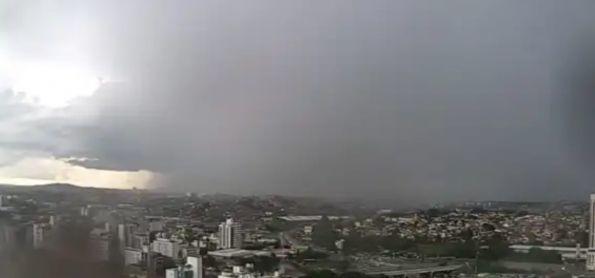 BH tem outra tempestade