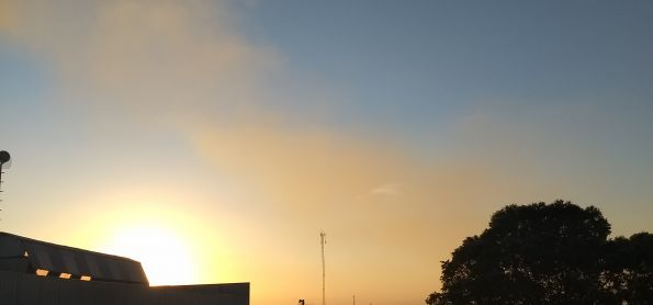 Clima seco em Araçatuba SP