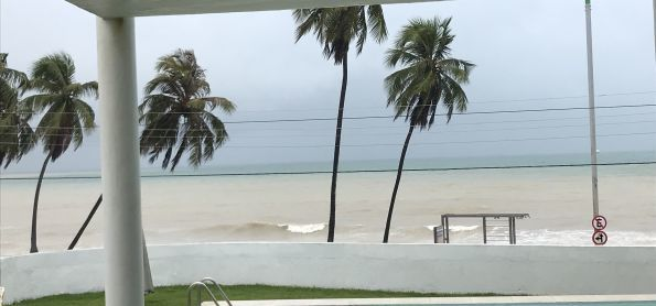 Chuva forte em Maceió