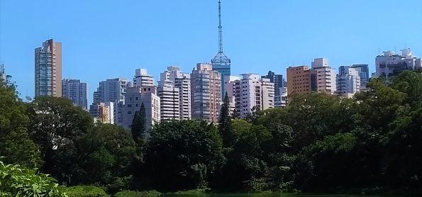 Parque da Aclimação - SP - Capital