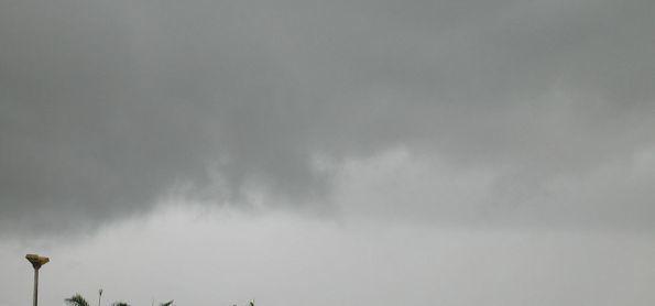 Chuva em Alagoinhas-BA
