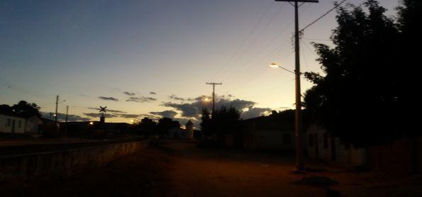 Amanhecendo em Ponto Velho Distrito de Barra da Estiva