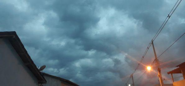 Volta a chover no extremo sul da Bahia
