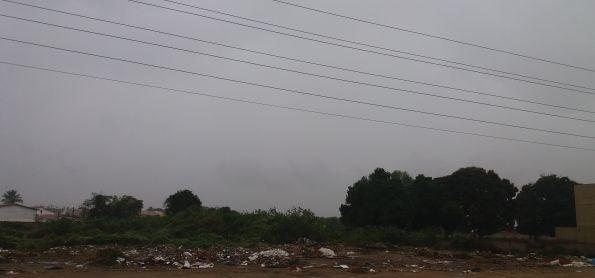 Chuva em Feira de Santana  - BA