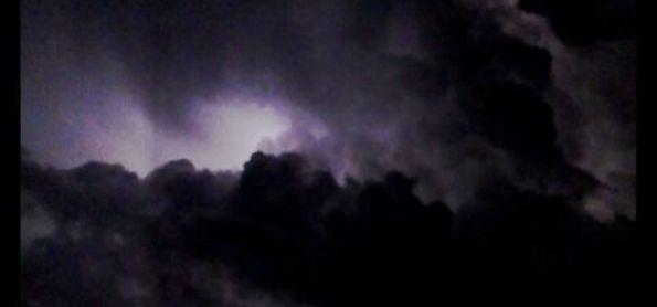 Tempestade sobre Bataguassu